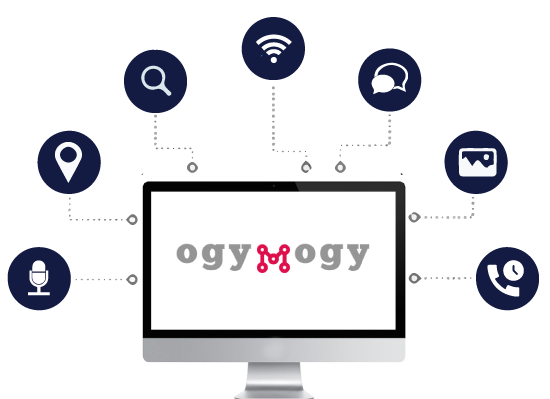 Track your friends without them knowing with OgyMogy