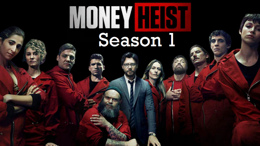 Money Heist Season 1 Torrent Direct Download (All Episodes)