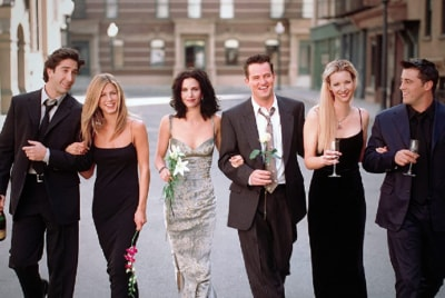 index of friends season 1