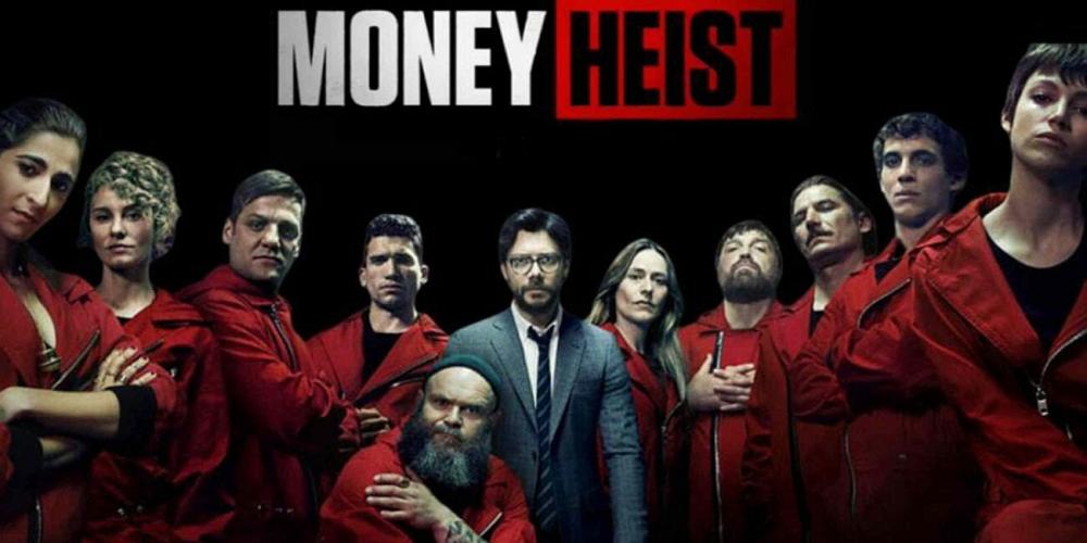Index of Money Heist (All Seasons- 1, 2, 3, 4)