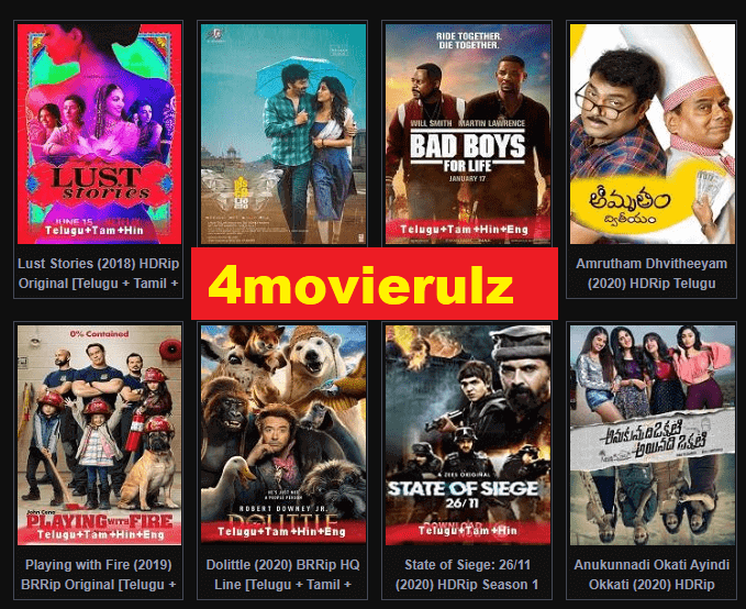 4Movierulz : Movierulz | Watch Latest Movies In Best Quality
