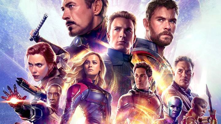 Avengers Endgame torrent Download