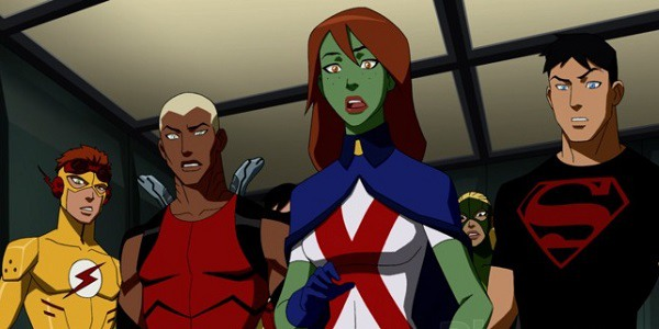 Young Justice season 3 torrent Download