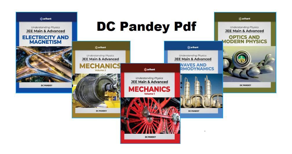DC Pandey Pdf | DC Pandey Physics Pdf