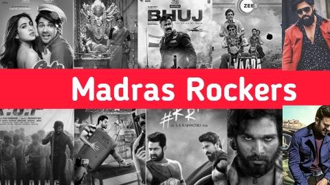Madras Rockers: HD Movies Download Website