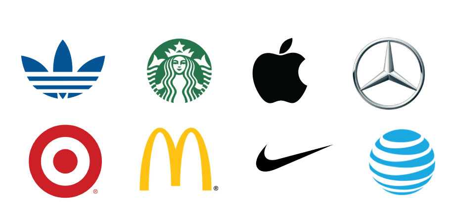 Brand logos convey the basic principles of a company