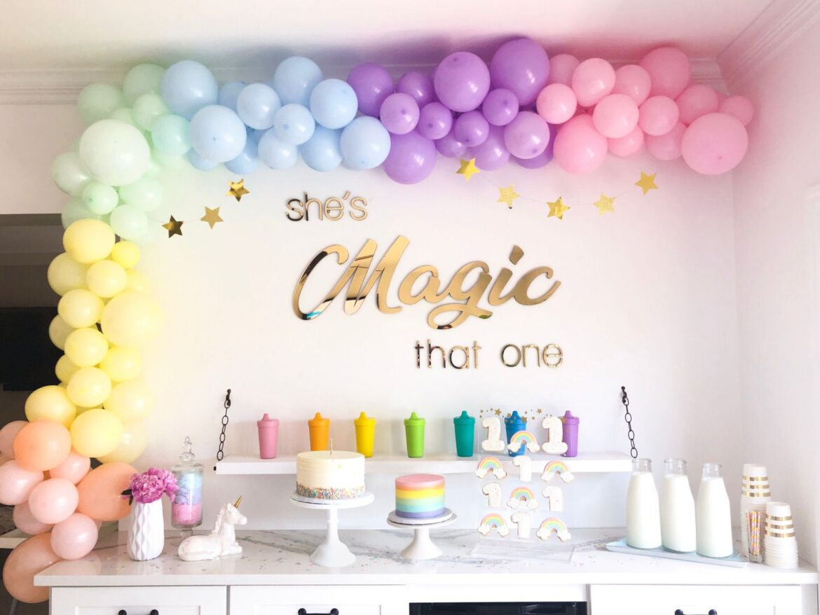 Trending Party Decoration Items for Kids Birthday
