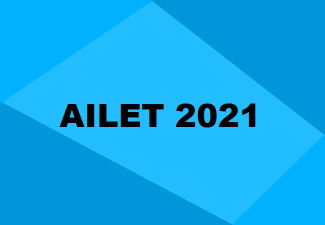 AILET Application Process 2021
