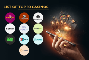 top 10 trusted casinos in india
