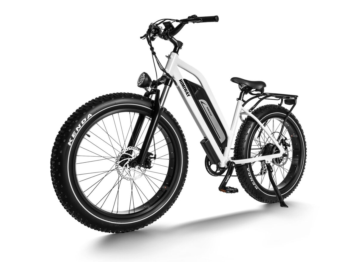 What Is a Step-Through Electric Bike
