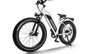 Step-Through Electric Bike