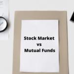 stock market vs mutual funds