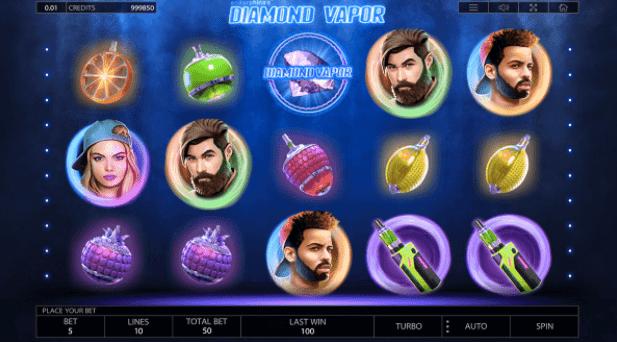 Diamond Vapor: Vape your way to a big win!